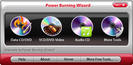 Activate VCD/DVD Video Burner